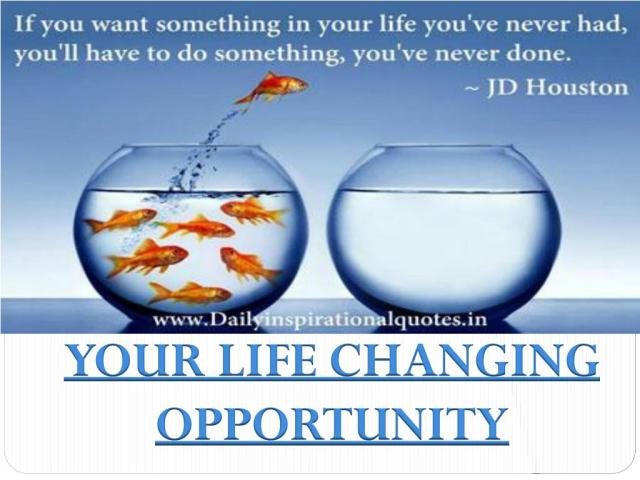 life opportunity 2
